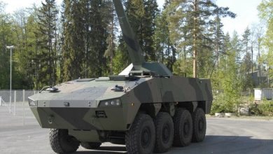 Photo of Patria Nemo مدفع هاون فنلندي بقدرات برية وبحرية عالية ..فيديو