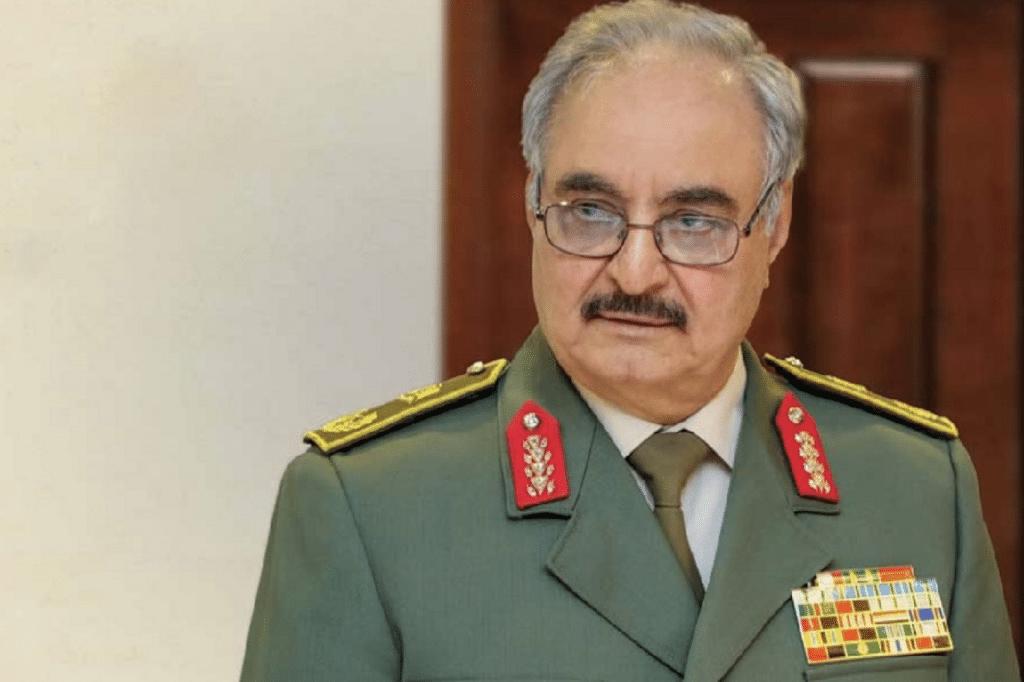 حفتر قد يحاكم دوليا لقصفه مقرات دبلوماسية في طرابلس
