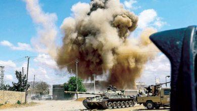 """Photo of الجيش الليبي يسيطر على الأصابعة و جندوبة ونفوذ جماعة """"المداخلة"""" يشتد في الغرب"""