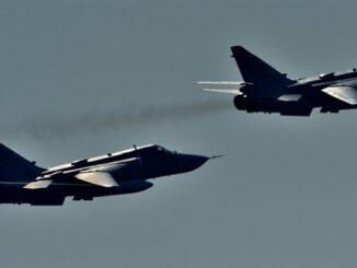 غموض يلف مقاتلات روسيا في ليبيا وتصادم روسي أمريكي متوقع