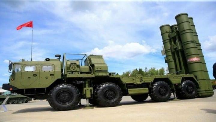 العراق يشتري نظام الدفاع الجوي الروسي إس -400 قريبًا جدًا