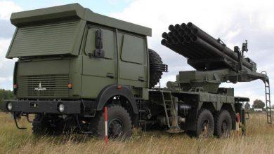 Photo of Uragan-M نظام إطلاق صاروخي تعديل بيلاروسي
