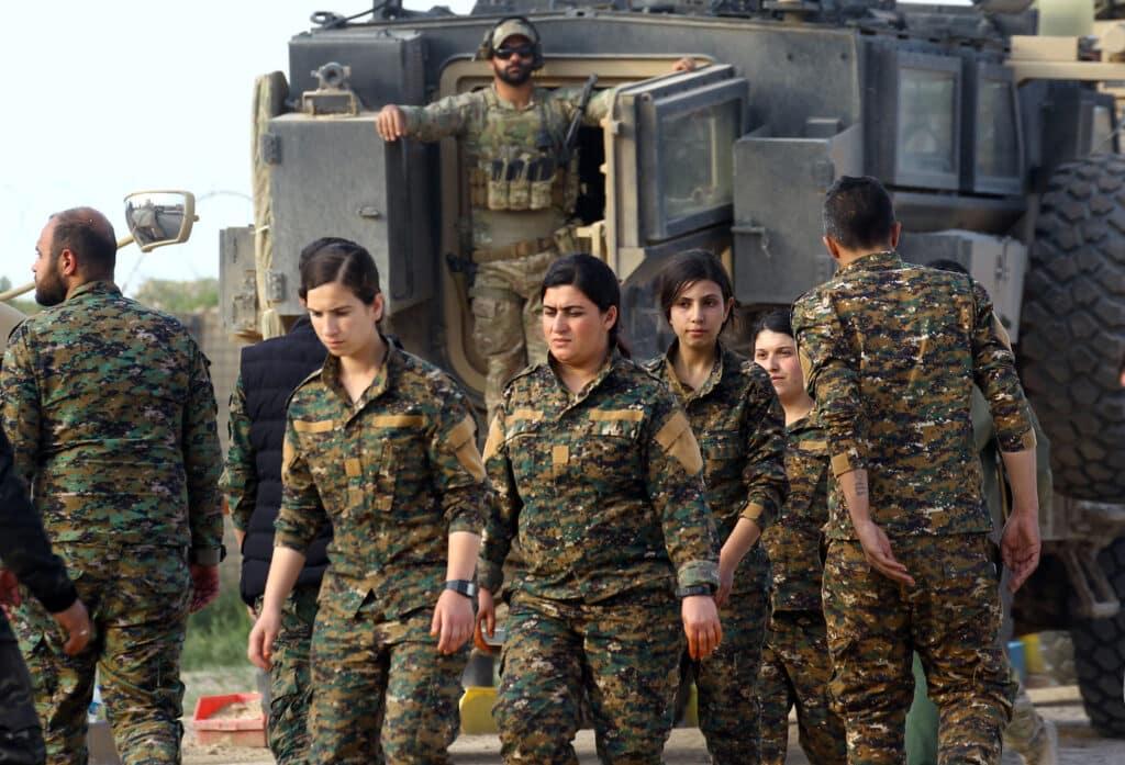 تشكيل تنظيم مسلح جديد في سوريا برعاية أمريكية
