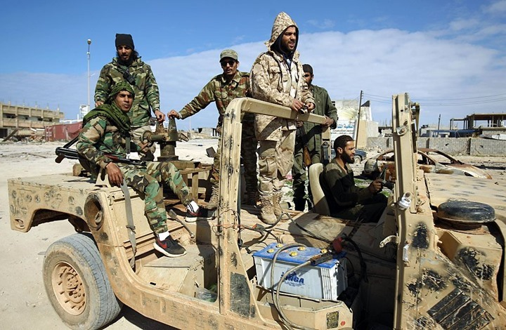"""الجيش الليبي يسيطر على الأصابعة و جندوبة ونفوذ جماعة """"المداخلة"""" يشتد في الغرب"""