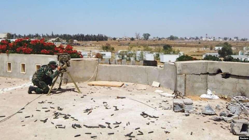 تركيا تشعل الحرب في ليبيا بإرسالها أسلحة متطورة للوفاق
