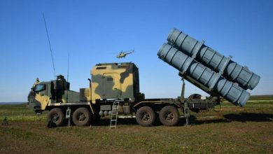 Photo of KrAZ-7634 مركبة عسكرية أوكرانية جديدة عالية الحركة