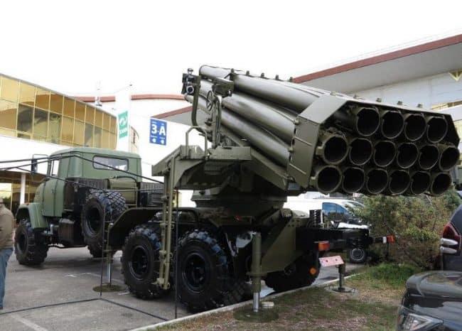 Bastion 3 ,نظام ,إطلاق صاروخي, أكراني ,