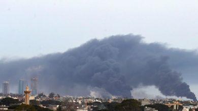 "Photo of قصف متجدد على ""الوطية"" وتدمير منظومة دفاع جوي روسية..فيديو"