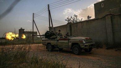 Photo of الجيش الليبي التابع للوفاق يوسع سيطرته جنوب طرابلس