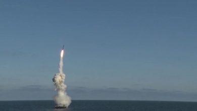 """Photo of صواريخ """"تسيركون"""" المرعبة تدخل الخدمة فعليا في 2021"""