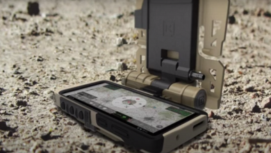 Photo of S20 أحدث هواتف سامسونغ المخصصة للجيش والقوات الخاصة..فيديو