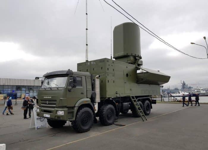 Rubezh-ME واريخ دفاع ساحلي روسي جديد