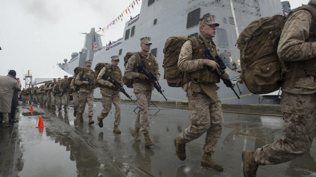 """""""أفريكوم"""" تدرس نشر قواتها في تونس.. والهدف ليبيا"""