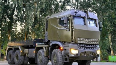 Photo of Derman شاحنة نفعية ثقيلة صناعة تركية ..تعرف قدراتها ومميزاتها