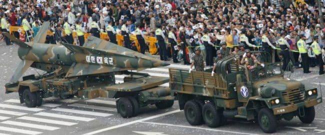 """تعرف على سلسلة الصواريخ الكورية الباليستية"""" Hyunmoo """""""