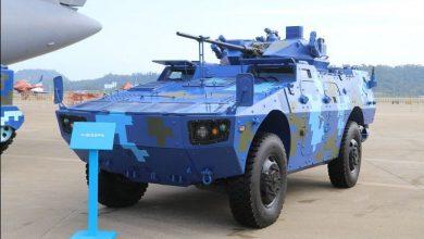 Photo of القوات الصينية تتسلم المركبات المدرعة  CS / VN3C 4×4