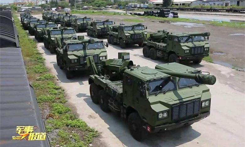 PCL-181 , مدافع ,الجيش ,الصيني ,