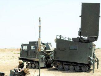 الجيش البريطاني يمدد إستخدام نظام رادار MAMBA