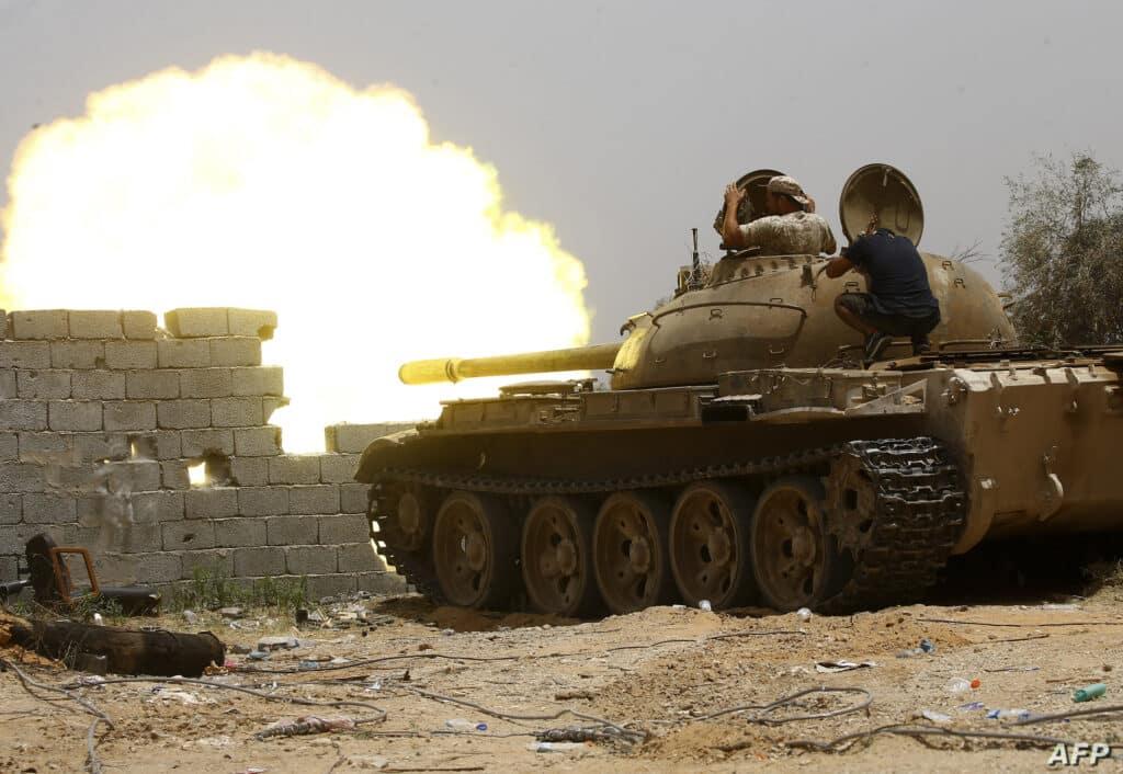 السلاح الألماني يصل بإستمرار لدول متورطة في النزاع الليبي