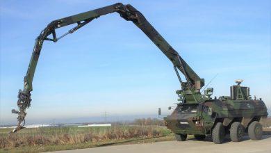 Photo of الجيش الألماني  يتزود بمركبات  Fuchs KAI لتدمير الذخائر المتفجرة