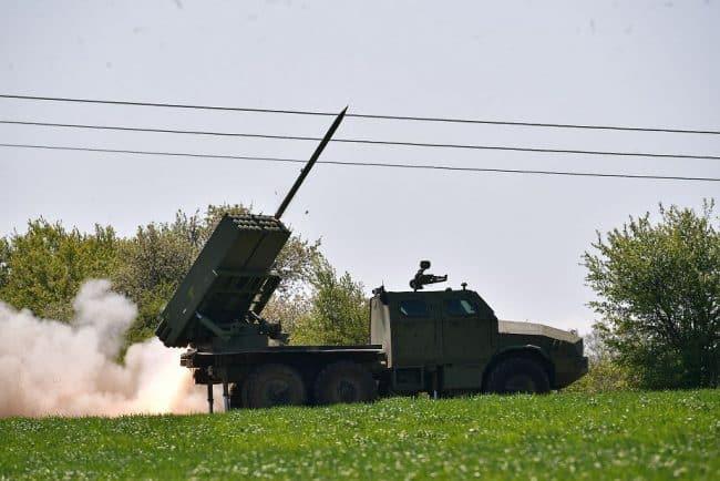 صربيا تختبر قاذفة صواريخ OGRN MLJS الحديثة ..تعرف مميزاتها