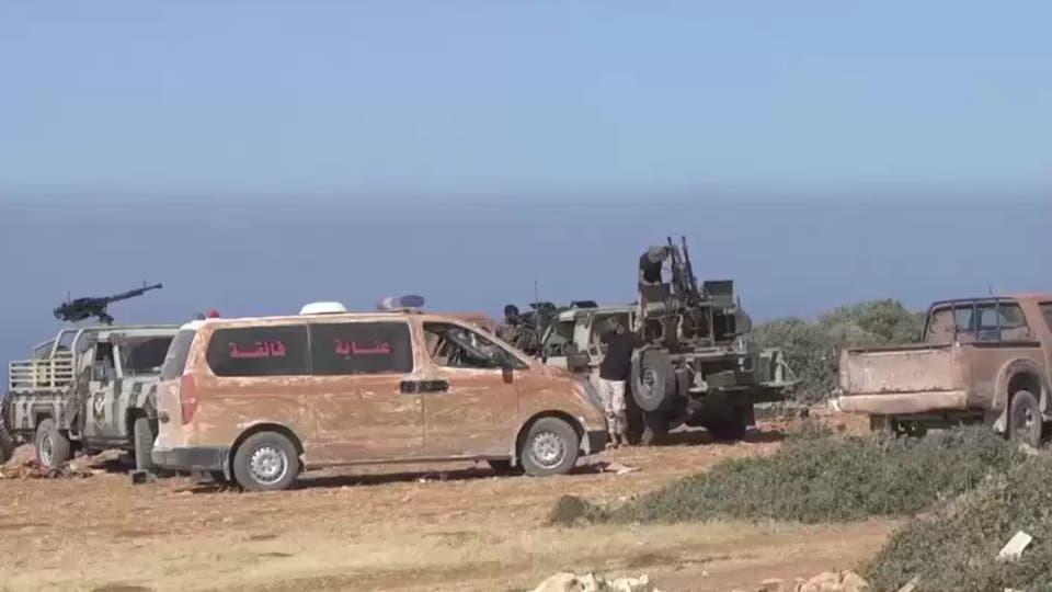 مقتل 5 وإصابة 6 جراء سقوط قذائف حفتر على منطقتي الفرناج والكريمية