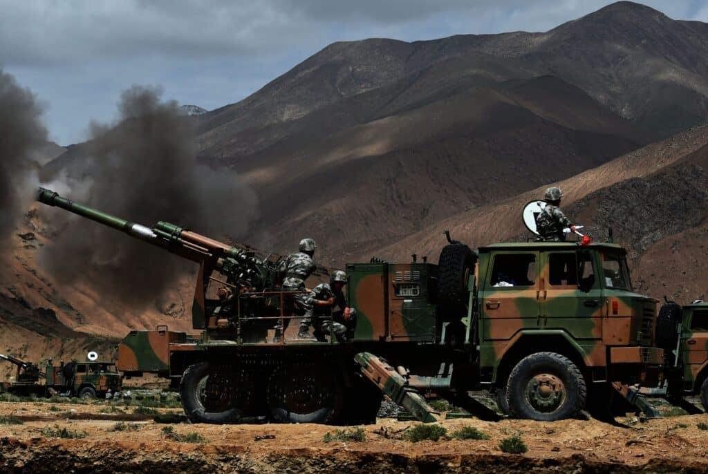 PCL-181 أكثر مدافع الجيش الصيني تطورا ..تعرف مميزاته