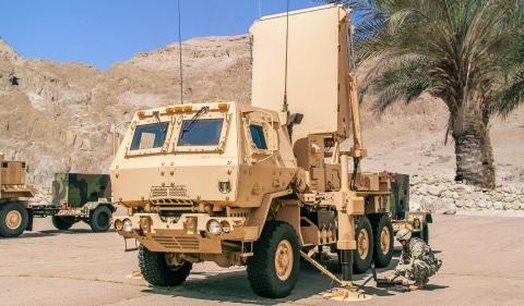 Q-53 أول رادار مجهز بنتريد الغاليوم بقدرة إستجابة سريعة