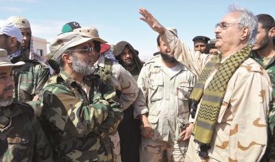 حفتر يخسر قواته بفعل ضربات عنيفة تركيا بليبيا