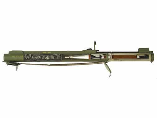 Zolja قاذفة صواريخ يوغوسلافية مازال قيد الإستخدام رغم قدمه
