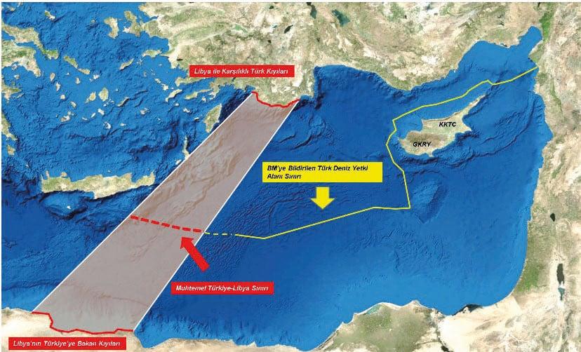 تركيا تتطلع للسيطرة على قاعدتين هامتين في ليبيا