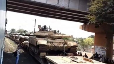 Photo of الهند تنشر دبابات قتالية رئيسية أقرب إلى الحدود الصينية