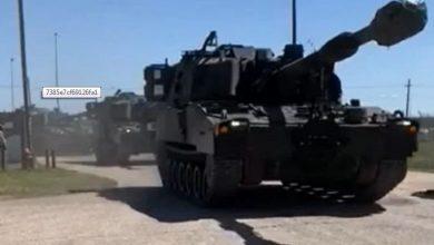 Photo of الجيش الأمريكي يستلم أحدث نسخة من هاوتزر ذاتية الدفع بالادين