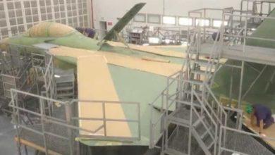 Photo of بوينج تنشر فيديو يوضح كيف يتم رسم مقاتلة F-15QA المخصصة لقطر والإمارات