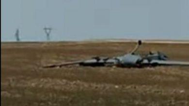 Photo of تحطم طائرة جزائرية صباح اليوم ..فيديو