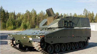Photo of CV90 Mjolner نظام هاون سويدي ..تعرف مميزاته