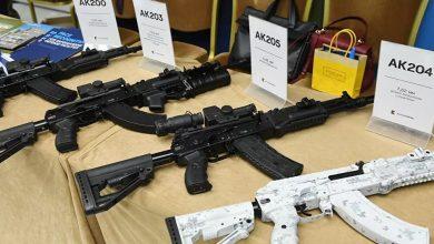 Photo of عرض النموذج الأولي بندقية AK-74M ..مميزات وقدرات عالية..فيديو