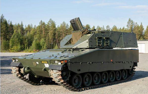 CV90 Mjolner نظام هاون سويدي ..تعرف مميزاته
