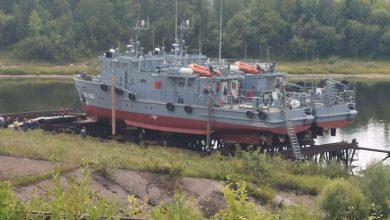 Photo of البحرية الروسية تختبر سفينتين للأنقاذ و الاستطلاع