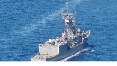 Photo of البحرية المصرية و الاسبانية تجريان تدريباً بحرياً عابراً