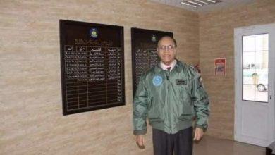 Photo of الجيش ألاردني ينعى الطيار الباكستاني سيف الدين أعظم