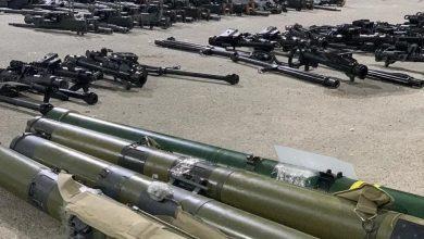Photo of صور الأسلحة الإيرانية التي صادرتها السعودية