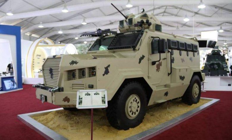 جيش أوروغواي سيحصل على ناقلة أفراد مصفحة أردنية من طراز الوحش أردنيان