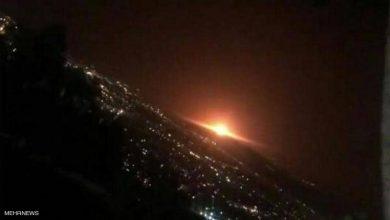 """Photo of الكشف عن  سبب """"انفجار طهران"""" الضخم.. وإيران تبدأ التحقيقات"""