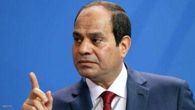 Photo of أمن مصر مرتبط بالأمن الإقليمي ورغم قوة جيشها ستجنح للسلم
