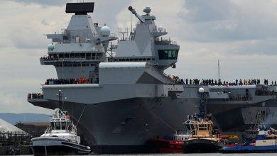 Photo of بريطانيا تفقد قوتها العسكرية البحرية الضاربة وحلمها يتبدد