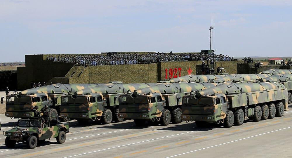 الصين على أعتاب أوربا وموازين القوة العسكرية تتغير بسرعة