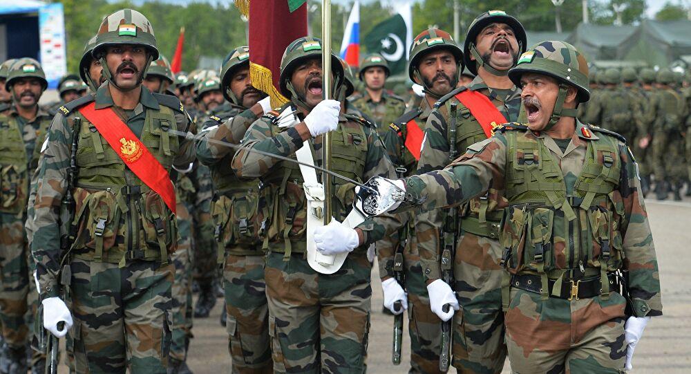 من ,أقوى ,الجيش, الصيني ,الهندي,
