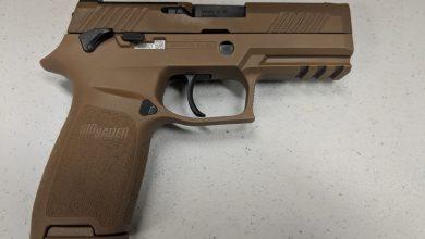 Photo of سيج سوير M18 مسدس أمريكي عيار 9 ملم جديد ..تعرف مميزاته
