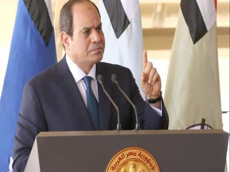 بعد تهديدات الرئيس المصري السراج يجتمع مع قائد القوات الأمريكية بأفريقيا
